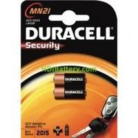 Pila para Alarma 12v 33mah  MN-21STD 23a Duracell
